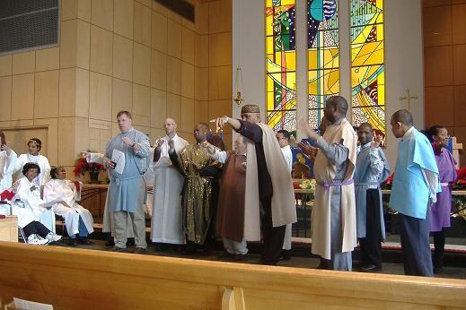 First Trinity Gospel Drama